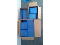 BRAND New AMARAY Blu Ray DVD Cases 156 of them