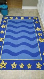 5 by 7 Area rug