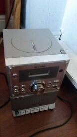 Sharp Stereo , CD / TAPE / RADIO Only 10 Pound Need it Collecting Asap / No Holding on other sites