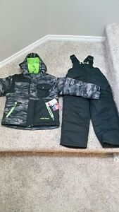 Boys Hot Paws Snowsuit - Size 5 - Brand New with Tags - $75