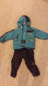 18 month spring/fall outdoor suit Peluche et Tartine