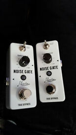 Rowan noise gate guitar pedal NEW IN BOX!