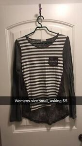 Various Women's Shirts and Jackets