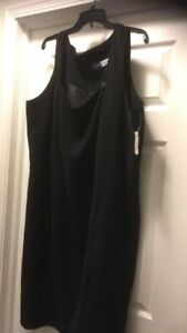 Women's Classic Black Dress ( NEW)