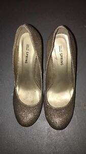 Gold Heels from Spring (want gone ASAP)