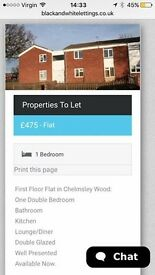 1 bedroom flat to rent, available now in Chelmsley Wood