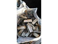 firewood for sale comes win bulk bags