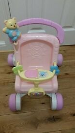 Fisher Price Pushchair