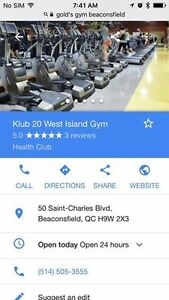 Golds Gym Beaconsfield membership at **discounted** price  !!