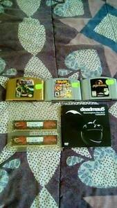 nintendo 64 games, 16gb ram, deadmau5 music