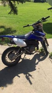 2012 Yamaha 110cc Dirtbike