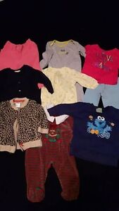 6-9 Month Clothing Lot