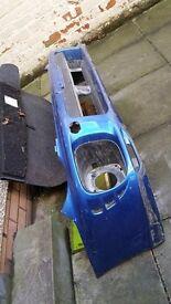 Bugeye Front Bumper - Subaru Impreza WRX & STi
