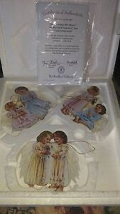 Angel Ornaments - Bradford Exchange