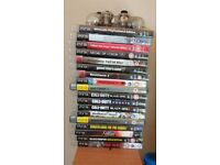 PS3 Games x 18 - Good Condition