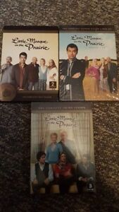 Little Mosque on the Prarie season's 1-3 DVDs