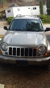 2007 Jeep Liberty SUV, Crossover