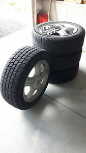Winter Tires on original rims - 185/60 R15 and 195/55 R15
