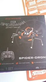 Spiderman homecoming drone brand new never opened £20