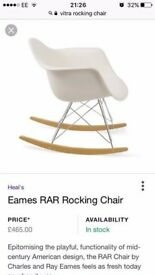 Original VITRA rocking chair