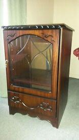 Selection of Dark Wood living room furniture (Larne)