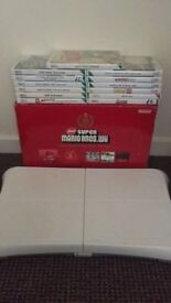 Limited Edition Red 25th anniversary Nintendo Wii bundle