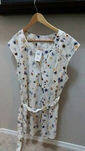X-Large Maternity Blouse - Brand New with Tags - $20