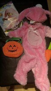 Costume Halloween pour bébé (6-12 mois)