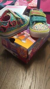 Sketchers Twinkle Toes size 6 for Girls