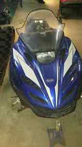 1998 Yamaha mSRX Part Out