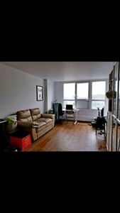 Studio summer sublet in Guy-Concordia