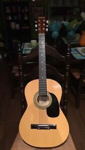 Vintage El Degas Acoustic Guitar 40+ years old