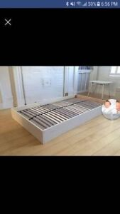 Two Twin Beds Custom Made @ Futon Store