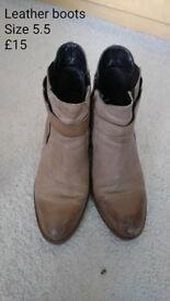 Lasocki boots size 5.5