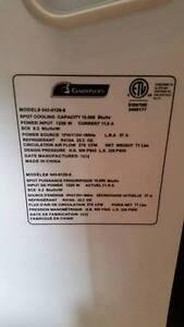 Garrison 10,000 BTU Portable Air Conditioner-$220 Strathcona County Edmonton Area image 2