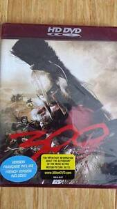 """300"" HD DVD - new in packaging - great gift idea! New Lambton Heights Newcastle Area Preview"