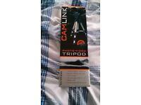 Photo -video tripod
