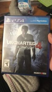 uncharted 4, will trade for the witcher or bioshock collection