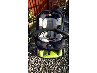 Jane tandem double buggy