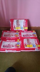 Diapers and Baby Wipes