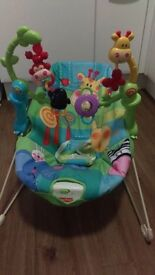 Fisher-Price bouncer in excellent condition