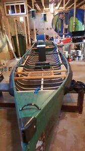 Sportspal 12.5' Canoe Plus