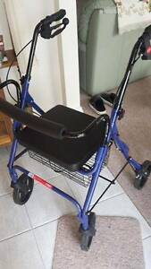 Brand New NEVER USED Blue Mobility Walker Heavy Duty Yankalilla Yankalilla Area Preview