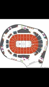 Oilers vs Leafs. Tonight! Row 2 Leafs attack twice! Strathcona County Edmonton Area image 1