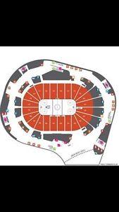 Oilers vs Leafs. Tonight! Row 2 Leafs attack twice!