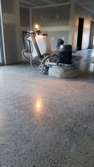 Concrete grinding and floor prep
