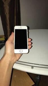 16gb Gold Iphone 5s EUC Cambridge Kitchener Area image 1