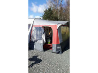 Caravan Awning. Size 10. 875-900cm