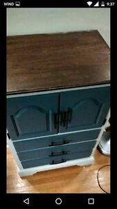 Gorgeous hand-painted dresser