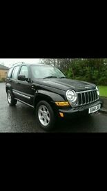 Jeep Cherokee 2.8 CRD Limited Diesel **Great Condition